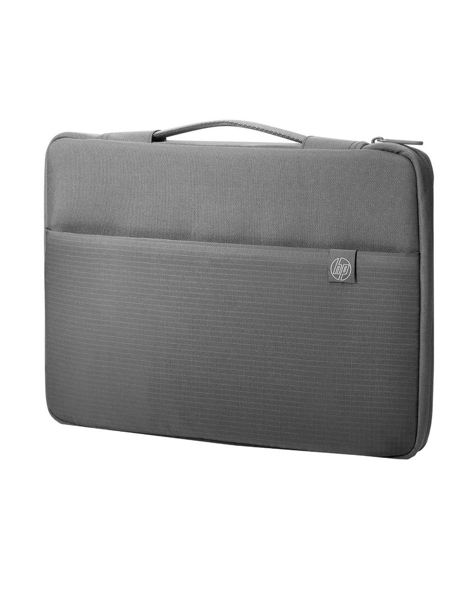 80868d3aa Funda para Laptop HP Carry Sleeve Crosshatch 15 Pulgadas gris oscuro