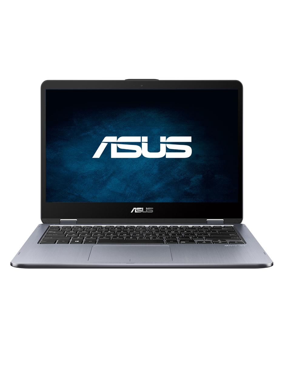Laptop 2 en 1 Asus TP410UA 14 Pulgadas Intel Core i5 4 GB RAM 1 TB Disco  Duro